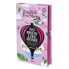 "English Tea Shop ""No Brew Like Home"" Traveller Pack - Pink"