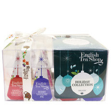 English Tea Shop - Organic Festive Assorted Green Prism
