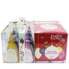 English Tea Shop - Organic Festive Assorted Red Prism