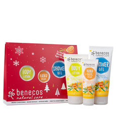 Benecos Gift Set - Sea Buckthorn & Orange