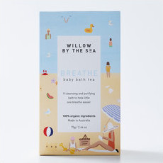 Willow By The Sea BREATHE Baby Bath Tea