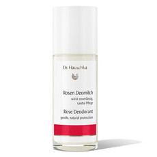 Dr. Hauschka Roll-On Deodorant - Rose