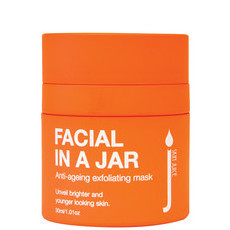 Skin Juice Facial in a Jar Exfoliating Mask