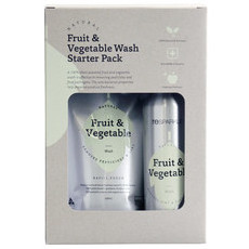 Resparkle Fruit & Vegetable Wash Starter Pack