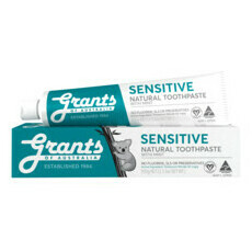 Grants Sensitive Toothpaste
