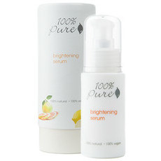 100% Pure Brightening Serum