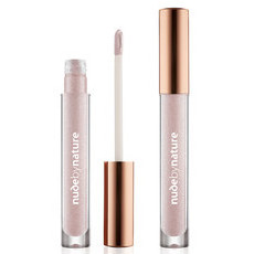 Nude By Nature Beach Glow Liquid Highlighter - 01 Moonlight