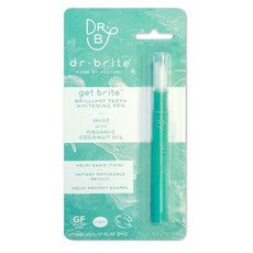 Dr Brite Antioxidant Infused Teeth Whitening Pen - Mint