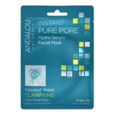 Andalou Naturals Sheet Mask - Instant Pure Pore (Single Use)