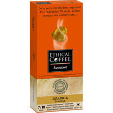 Ethical Coffee Company Capsules Arabica Supreme