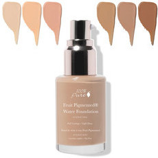 100% Pure Fruit Pigmented Full Coverage Water Foundation Sample Set