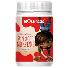 Bounce Superfood Milkshake - Vanilla
