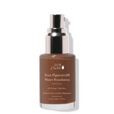 100% Pure Fruit Pigmented Full Coverage Water Foundation - Warm 8.0