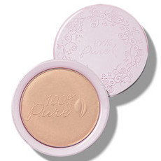 100% Pure Gemmed Luminizer - Rose Gold