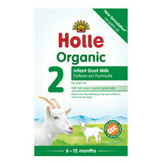 Organic Goat Milk Follow-on Formula 2 with DHA
