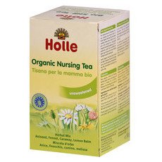 Holle Bio Organic Nursing Tea