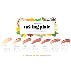 Luk Beautifood Lip Nourish Tasting Plates