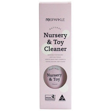 Resparkle Organic Nursery, Toy & Everyday Cleaner