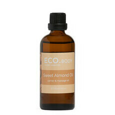 ECO. BODY Sweet Almond Carrier Oil