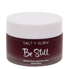 Salt & Glow Be Still Resurfacing Enzyme Mask