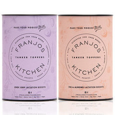 Franjo's Kitchen Tanker Topper Biscuits - 2 Pack - Choc Chip / Fig & Almond