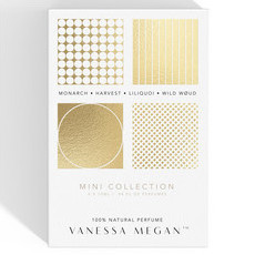 Vanessa Megan Pure Botanical Fragrance MINI Collection