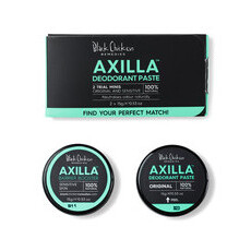 Black Chicken Remedies Axilla Deodorant Paste - Twin Minis