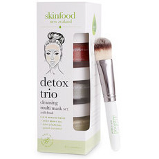 Skinfood Detox Trio Cleansing Multi Mask Set