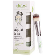 Skinfood Night Trio Replenishing Multi Mask Set