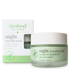 Skinfood Night Avocado Mask