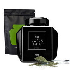 WelleCo The Super Elixir Alkalising Greens