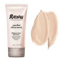 Raww Wildberry Glow BB Cream