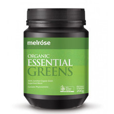 Melrose Organic Essential Greens Powder