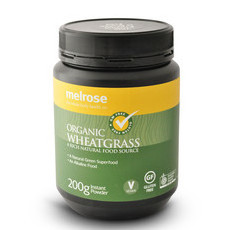 Melrose Organic Wheatgrass Powder