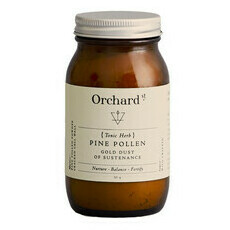 Orchard St. Tonic Herbs - Pine Pollen
