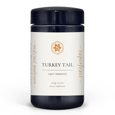 SuperFeast Medicinal Mushrooms - Turkey Tail