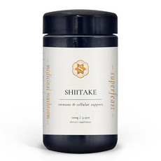 Superfeast Medicinal Mushrooms - Shiitake Powdered Extract