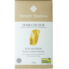 Desert Shadow Organic Hair Dye - Sun Shadow