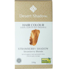 Desert Shadow Organic Hair Dye - Strawberry Shadow