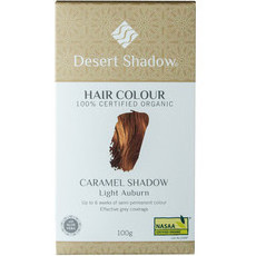 Desert Shadow Organic Hair Dye - Caramel Shadow