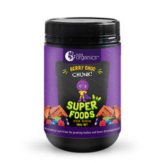Nutra Organics Berry Choc Chunk for Kids
