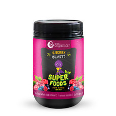 Nutra Organics C Berry Blast for Kids