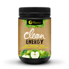 Nutra Organics Clean Energy - Apple + Mint