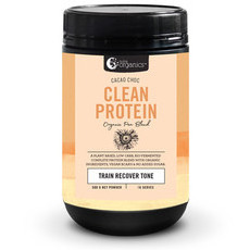 Nutra Organics Clean Protein - Cacao Choc