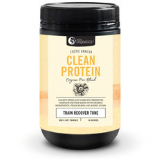 Nutra Organics Clean Protein - Exotic Vanilla
