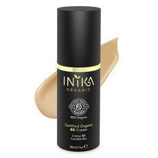 Inika Certified Organic BB Cream - Tan