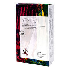 YES DG Double Glide Natural Lubricant Pack