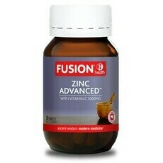 Fusion Health Zinc Advanced