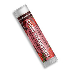 Crazy Rumors Lip Balm - Choco Strawberry