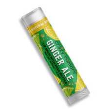 Crazy Rumors Lip Balm - Ginger Ale